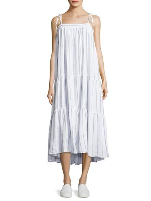 Arielle Tiered Maxi Dress