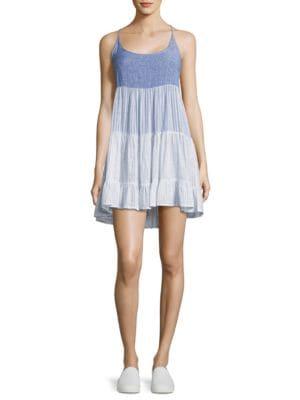 Amber Tiered Dress