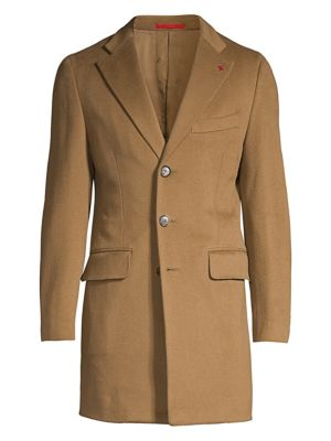 Colorado Classic-Fit Wool Topcoat