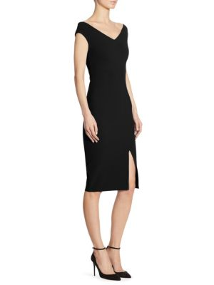 Irene Cap Sleeve Dress