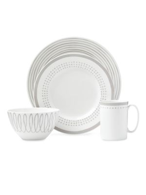 Charlotte Street 4-Piece Casual Place Setting