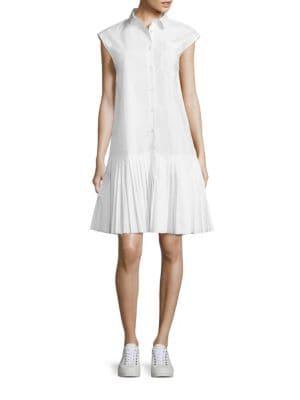 Buy Public School Rabi Cotton Poplin Shirt Dress online with Australia wide shipping