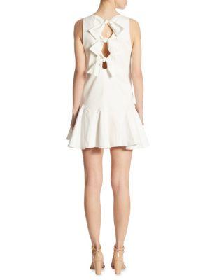 Alexia Bow Back Dress