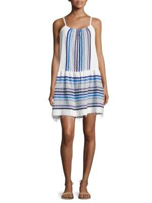Candance Striped Sun Dress