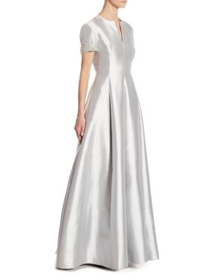 Embellished Maxi Gown