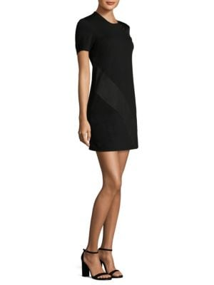 Two Tone Bar Dress