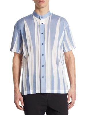 Regular Fit Wrinkle Shirt