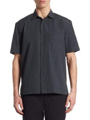 Regular Fit Crush Shirt