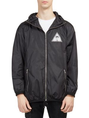 J-Palm Icon Kway Jacket