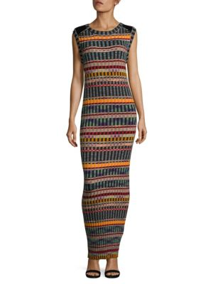 Buy Missoni Wool Knit Maxi Dress online with Australia wide shipping