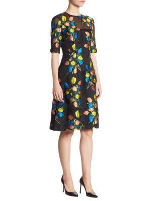 Holly Elbow Sleeve Dress