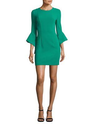 Lorie Bell Sleeve Mini Dress