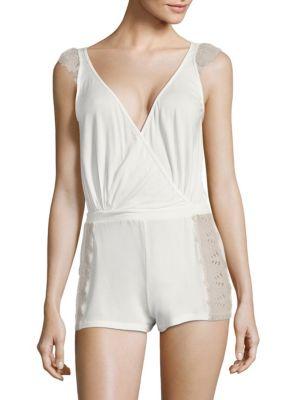 Bacall Lace Sleepwear