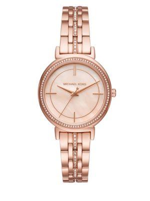 Cinthia Mother-Of-Pearl Bracelet Watch