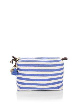 Nautical Stripe Cosmetic Bag 0400094822334