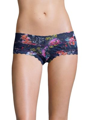 Bermuda Nights V-Front Shorts