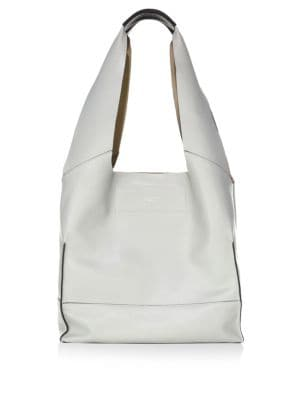 Walker Leather Shopper Bag