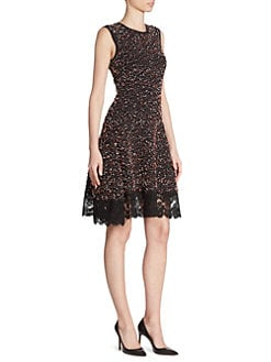 Saks fifth avenue black cocktail dresses