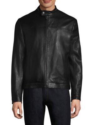 Lucas Leather Jacket
