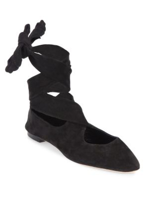 Elodie Ballerina Flats