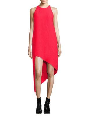 Hamlin Asymmetrical Hem Dress