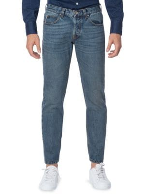 Five-Pocket Selvedge Jeans