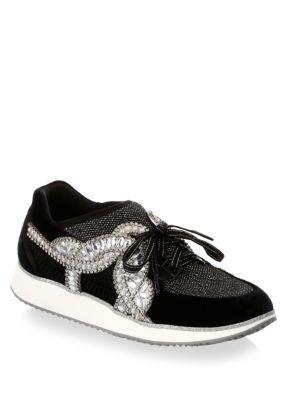 Royalty Low Top Sneakers