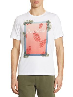 Graphic Printed Tee