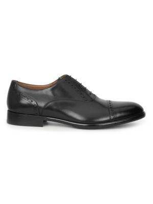 Pisa Cap Toe Leather Oxfords