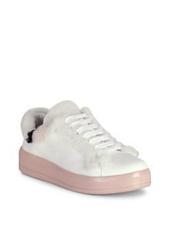 Prada Shoes White