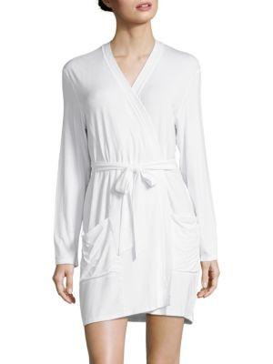 Luxury Wrap Robe