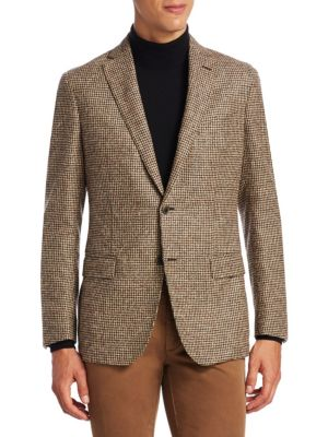 COLLECTION Textured Slim-Fit Jacket