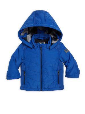 Baby Boy's Geo Jacket