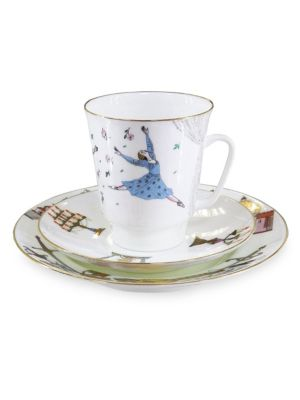 Romeo & Juliet Ballet Three-Piece Tea Set