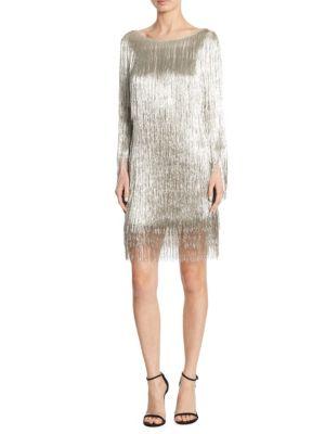 Ballina Fringe Dress