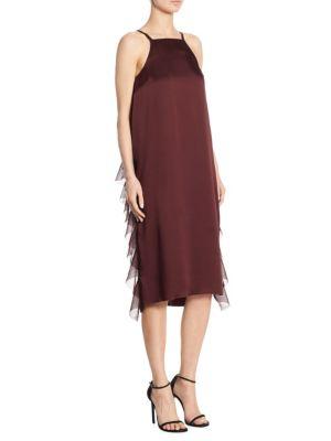 Loma Ruffled Dress