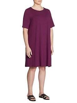 Plus Size Dresses & Evening Dresses | Saks.com