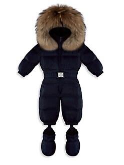 moncler baby boy snowsuit