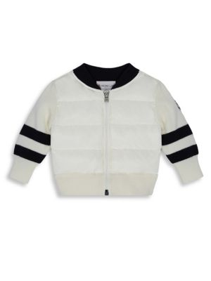 Baby's Quilted Cardigan 0400094893088