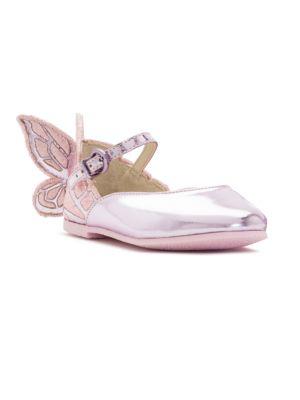 Little Girl's & Girl's Chiara Mini Rosa Mary Jane