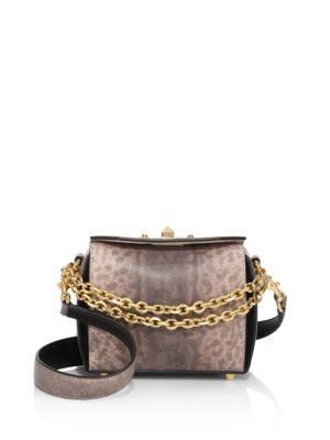 Box Bag Karung Leather Satchel 16