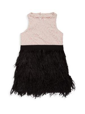 Girl's Lace Blaire Dress