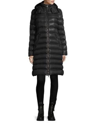 Moka Puffer Jacket