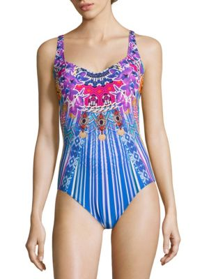 GOTTEX SWIM One-Piece Knitted Swimsuit