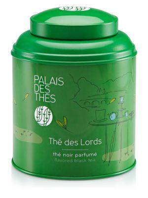 Colors of Tea- Thé Des Lords Black Tea
