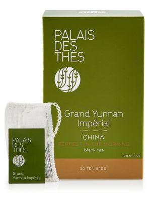 Grand Yunnan Impérial Black Tea