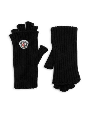Guanti Wool & Cashmere Fingerless Gloves