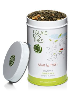 Vive Le Thé Ginger & Citrus Green Tea