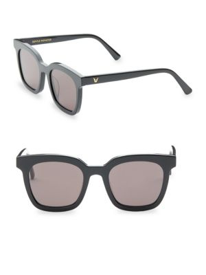 1f2d59a0cbd GENTLE MONSTER 48Mm Square Acetate Sunglasses