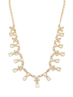 Take A Shine Short Crystal Necklace